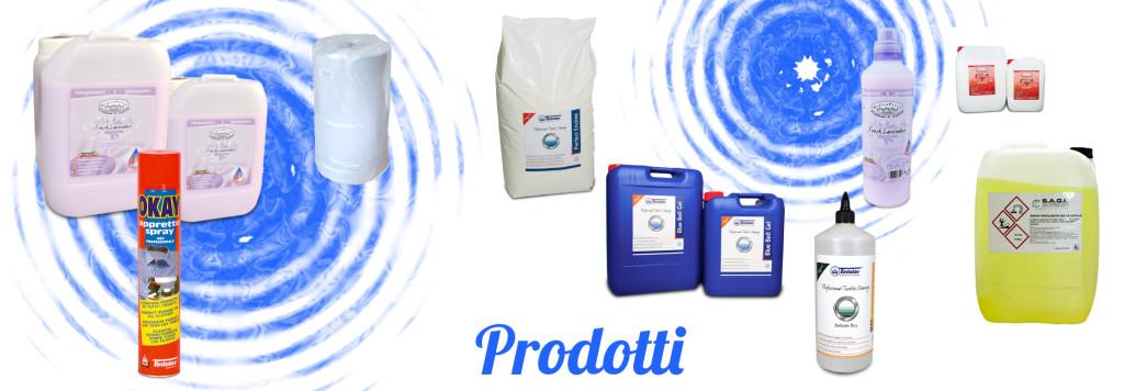 prodotti per Lavanderie e Stirerie Sagi Group