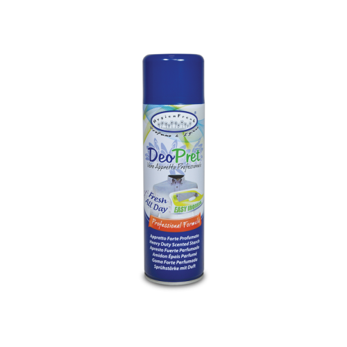 appretto profumato spray