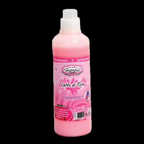 ammorbidente latte di rosa kg1 hygienfresh