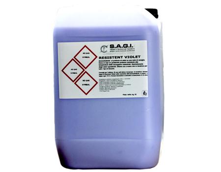 Ammorbidente resistent violet