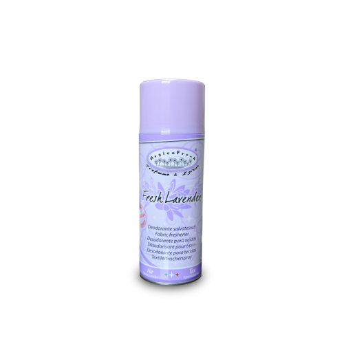Hygienfresh FRESH LAVENDER è un deodorante salvatessuti con speciale formula mangiaodori.
