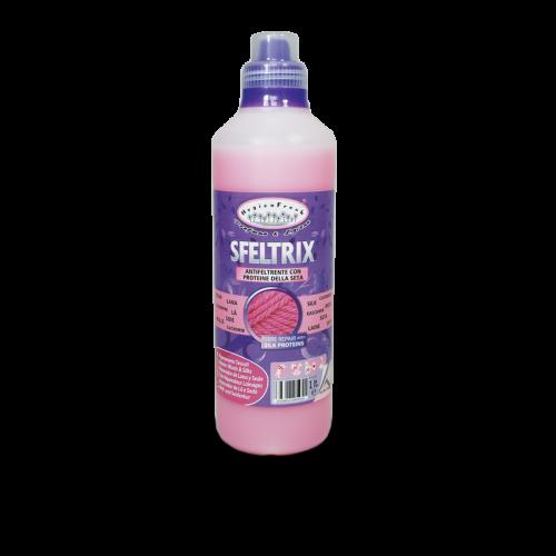 antinfeltrente sfeltrix della linea hygienfresh della tintola,adatto a tutti i tipi di capi. usato nelle migliori lavanderie