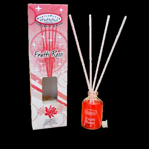 diffusore fragranza frutti rosii con midollini della Tintolav