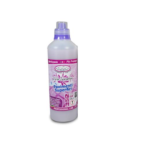 Detergente igienizzante per pavimenti e superfici