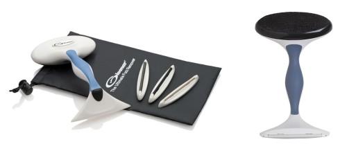 spazzola leva pelucchi dotata di 3 lame per diversi tessuti