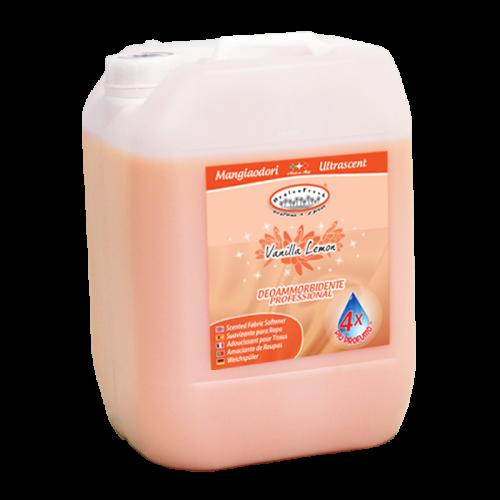 ammorbidente concentrato vanilla lemon della inea hygienfresh
