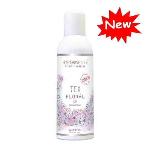 Floràl Spry al profumo di magnolia e fiori selvatici che protegge e rinfresca gli indumenti. Nuova liena Hypnosense