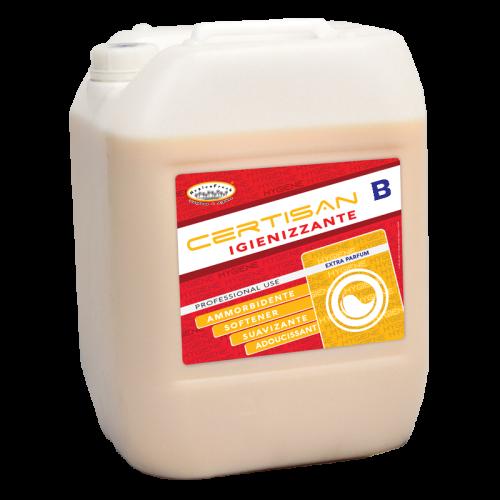 ammorbidente igienizzante Certisan B