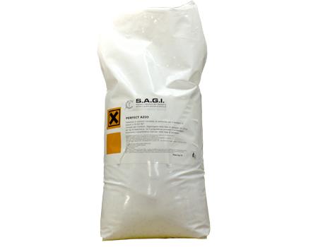 Sapone in polvere Perfect Azio kg.10
