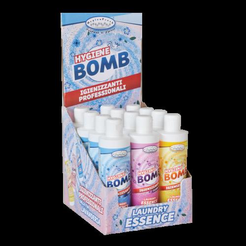 Espositore essenze Hygiene Bomb