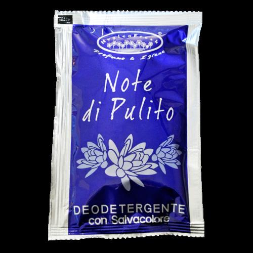 bustina monodose detergente BIOMUSK hygienfresh da ml.100 PER LAVANDERIE SELF SERVICE