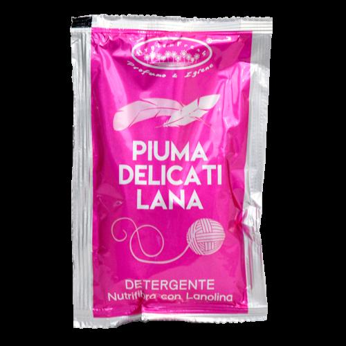 Bustina monodose detergente per piuma e delicati hygienfresh da ml.100 PER LAVANDERIE SELF