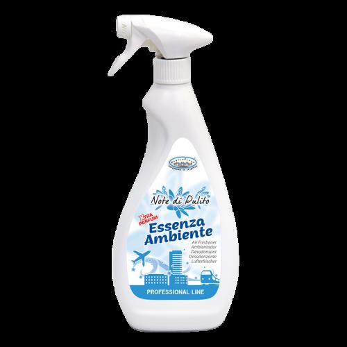 Essenza multifunzione per ambienti alla fragranza di note di pulito